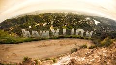 Hollywood Sign (jhuard89) Tags: hollywood la losangeles travel world explore exploring california love passion hollywoodsign horizon