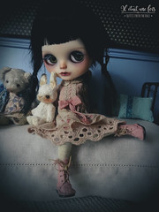 Abigaël my so sweet little vampire...