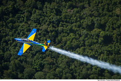 Fumaça sobre a floresta. (Força Aérea Brasileira - Página Oficial) Tags: 2014 a29supertucano a29a alx brazilianairforce eda emb314 embraera29supertucano esquadrilhadafumaca fab fab5712 forcaaereabrasileira fotojohnsonbarros fumaca smoke smokesquadron turboheliceprattwhitneypt6a68a turbopropprattwhitneypt6a68a voo 140218joh1622cjohnsonbarros pirassununga sp brazil bra