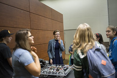 COD Hosts Women in STEM for High School Students 2017 2 (COD Newsroom) Tags: cod collegeofdupage college dupage illinois education highereducation glenellyn highschool stem womeninstem science technology engineering math freshmen sophoomore career careers sciences angelprice disney waltdisneyworld engineer