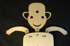 Robot Kit (fabola) Tags: arduino art bot character design education edwardjanne fabriceflorin kit learning lycee make makerart makered puppet robot robotworld robotics school stem steam tamhigh tammakers tech theater video wonderbot wonderbox world