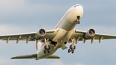 Airbus A330-202 7T-VJV Air Algerie (William Musculus) Tags: a330200 paris orly aéroport airport lfpo ory