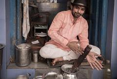 Varanasi - City Streets - Food-3