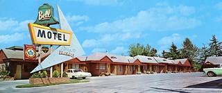 Bell Motel, Bellingham, Washington
