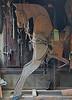 Nightmare (Kaptain Kobold) Tags: kaptainkobold horse wood horror creepy halloween monster tack saddle saddlery pioneer museum nsw kangarovalley australia