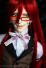 Grell Sutcliff (AmberLeighsBJDs) Tags: ios grelle grell sutcliff immortality soul bjd abjd asian ball jointed doll