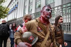 London Zombie Walk 2017 XV (Lee Nichols) Tags: londonzombiewalk2017 worldzombieday zombie zombiewalk zombies photoshop worldzombiedaylondon2017