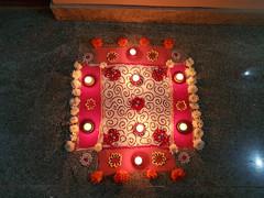 Diwali 2017 (ashwin kumar) Tags: diwali deepawali தீபாவளி bangalore fireworks crackers colors sky bengaluru suncity saoa suncityapartments rangoli kolam
