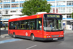 Go-Ahead London General WHY4 LX55EAF (Will Swain) Tags: elephant castle 10th august 2017 greater london capital city south east bus buses transport travel uk britain vehicle vehicles county country england english goahead general why4 lx55eaf