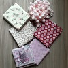 New fabrics! - Nuove stoffe! (moderncraftdiaries) Tags: fabrics fabric stoffe stoffa bottoni buttons