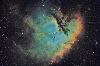 Pacman Nebula - NGC 281