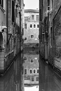 Lonliness in Venice