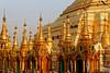 Monks walking on the stupa of Shwedagon pagoda, Yangon (fabeyes) Tags: monks buddhist bouddhisme bouddhism shwedagonpagoda yangon myanmar birmanie