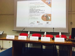 "Incontro con il prof. Riccardo Capanno • <a style=""font-size:0.8em;"" href=""http://www.flickr.com/photos/141620510@N02/37826604766/"" target=""_blank"">View on Flickr</a>"