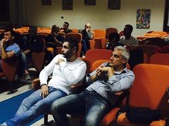 "Incontro con il prof. Riccardo Capanno • <a style=""font-size:0.8em;"" href=""http://www.flickr.com/photos/141620510@N02/37844011032/"" target=""_blank"">View on Flickr</a>"