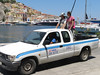 Symi Town | Working Men (Toni Kaarttinen) Tags: greece griechenland grecia grèce grécia ελλάδα elláda ἑλλάσ hellás dodecanese island greek city holiday vacation summer summerholiday symi syme simi σύμη excursion boattrip daytrip sea adrian architecture beautiful man men working pickup