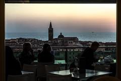 skybar - Catalunya hotel (renmas57) Tags: alghero sardegna catalana hotel skybar panorama landscape