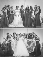 Jay & Jen Wedding (Basileia Events Management) Tags: wedding bridesmaid nikond5100 nikon bnw