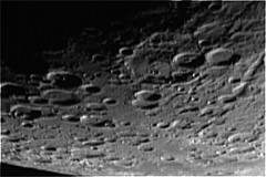Close up of craters of the moon (sparkdawg068) Tags: moon luanr space craters skyris camera 6 rc astrograph telescope sirius mount corel software registax6 texas