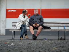 « Das Bier isch eifach #zuteuer » (pxlline) Tags: beer zürich streetphotography urban denner candid dasischzüri switzerland
