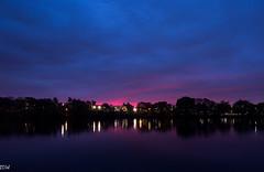 Dawn in Lowell (MikeWeinhold) Tags: lowell umasslowell morning dawn clouds sunrise merrimackriver massachusetts newengland 6d 1740mm purple