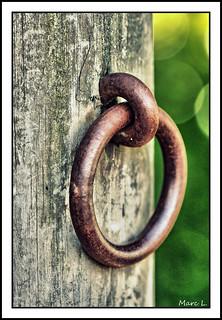 Mystère derrière l'anneau