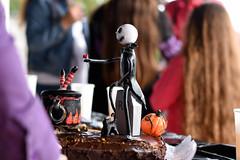 Happy Halloween!! (luenreta) Tags: halloween cake sweets party children flickrfriday orangedecorations jack happyhalloween 7dwf