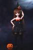 Mara's Halloween 3 (rensuchan) Tags: arle arlenadja d500 halloween mdd witch abjd bjd doll dollfie dollfiedream nikon アルル