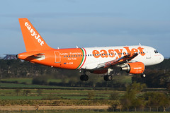 G-EZIW Airbus A319-111 EGPH 29-10-17 (MarkP51) Tags: geziw airbus a319111 a319 easyjet u2 ezy linatefiumicino special coloursedinburghairportediegphscotlandaviationaircraftairlinerairplaneplaneimagemarkp51nikond7100d7200sunshinesunnyaviation photography