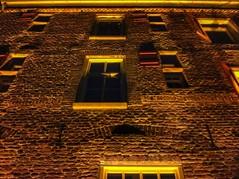 Het Arsenaal 1309 (sander_sloots) Tags: arsenaal 1309 doesurg building medieval architecture gebouw middeleeuws sodium light floodlight natriumlicht