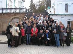 Представители общины Кафедрального собора УПЦ в Лавре_1 01.11.2017