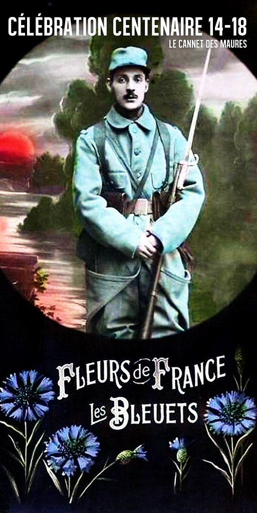 2015_BACHE-CPA_Bleuet_de_France_1914-1918