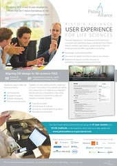 User Experience for Life Sciences