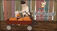 { Bellybean } Fall Harvest AD (Bella Parker) Tags: secondlife second life shophop shopping slevent sl slfamily slpose slrelease family familypose toddleedoo toddler toddleedooblogger td tdposes tdevent