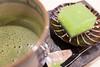 玉澤総本店 (GenJapan1986) Tags: 2017 仙台市 和菓子 宮城県 抹茶 玉澤総本店クリスロード店 japan miyagi fujifilmx70 food sweets tea