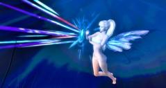 DreamCatcher+ The Magic Of Ice at TCF (danaorianaor) Tags: dreamcatcher entice fantasy secondlife avatar blur blue besom