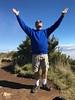 Happy thankful man (kahunapulej) Tags: michael johnson selfie self portrait mount haleakala maui hawaii usa crater trail halemauu