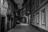 Traditional streets..... (Dafydd Penguin) Tags: after dark night shots street scene back traditional city urban town coastal viana do castelo portugal europe house blackandwhite black white blackwhite monochrome bw nikon d610 nikkor 35mm af f2d