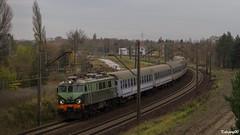 EP07-338 (Kolejarz00) Tags: train ic 303e ep07 bydgoszcz