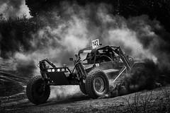 Dust Devils (Alan McIntosh Photography) Tags: sport race action buggy offroad motorsport monochrome black white gympie