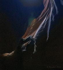 Sunlight in a Slot Canyon (Greatest Paka Photography) Tags: slotcanyon canyon water sandstone fluidrock flootwater arizona page natural coloradoriver cavern sunlight spirals rockformation lakepowell navajo nativeamerican lecheechapter light shadow texture beauty inspiration nature
