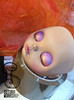 Riley WIP (Nepenthe (Sutura Workshop)) Tags: nepenthe suturaworkshop blythe blythecustom customblythe custom custo tan tanned skin eyechips carbing carved chips carving cute doll eyes faceup full girl lips lids makeup muñeca maquillaje natural ooak plastic sweet wip eyelids