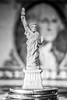 LIBERTY 4 MONEY _MG_8873 (photo.bymau) Tags: bymau canon 7d macromondays souvenirsouvenir macro proxy nb black white liberty new york statue yok nyc dollar billet