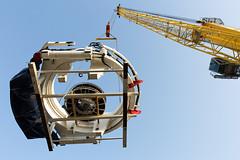 Alles aan wal (Rotterdamsebaan) Tags: rotterdamsebaan boortunnel denhaag tunnelboormachine transport rotterdam waalhaven infra infrastructuur techniek bouw vrachtschip