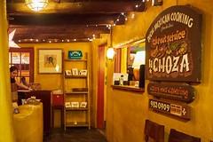 New Mexican styling at La Choza (marcocarag) Tags: restaurant newmexico santafe