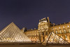 Pyramids of Light (Ali Sabbagh) Tags: louvre museedulouvre museum light night canon eos7d paris france travel world longexposure architecture monument landmark