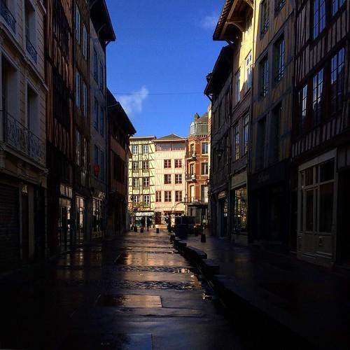 #rueeauderobec #rouen