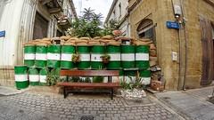 barricades (Pframmern) Tags: geteilt divided lefkosia barricades barrikaden wall