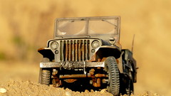 1:18 Solido - Willys Jeep (vwcorrado89) Tags: 118 solido willys jeep offroad 4wd 4x4 ww2 wwii military army diecast die cast scale scaled scalemodel scalecar model modelcar