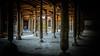 Juma Mosque (Áspero) Tags: juma mosque khiva jiva usbekistan columnas lumix lx100 seda silk